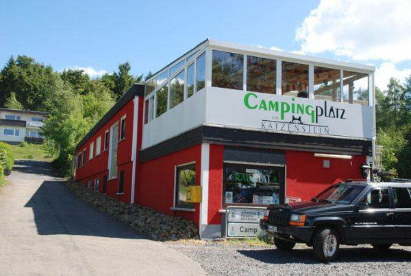 Campingplatz zum Katzenstein